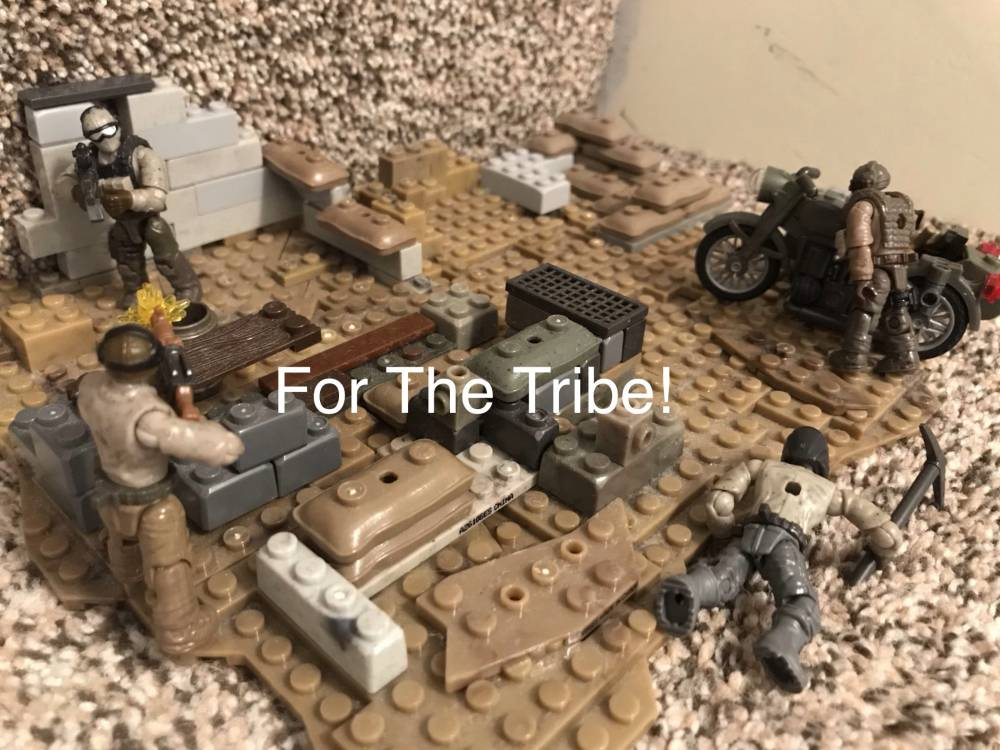 Image of: The Tribe - Episode 1