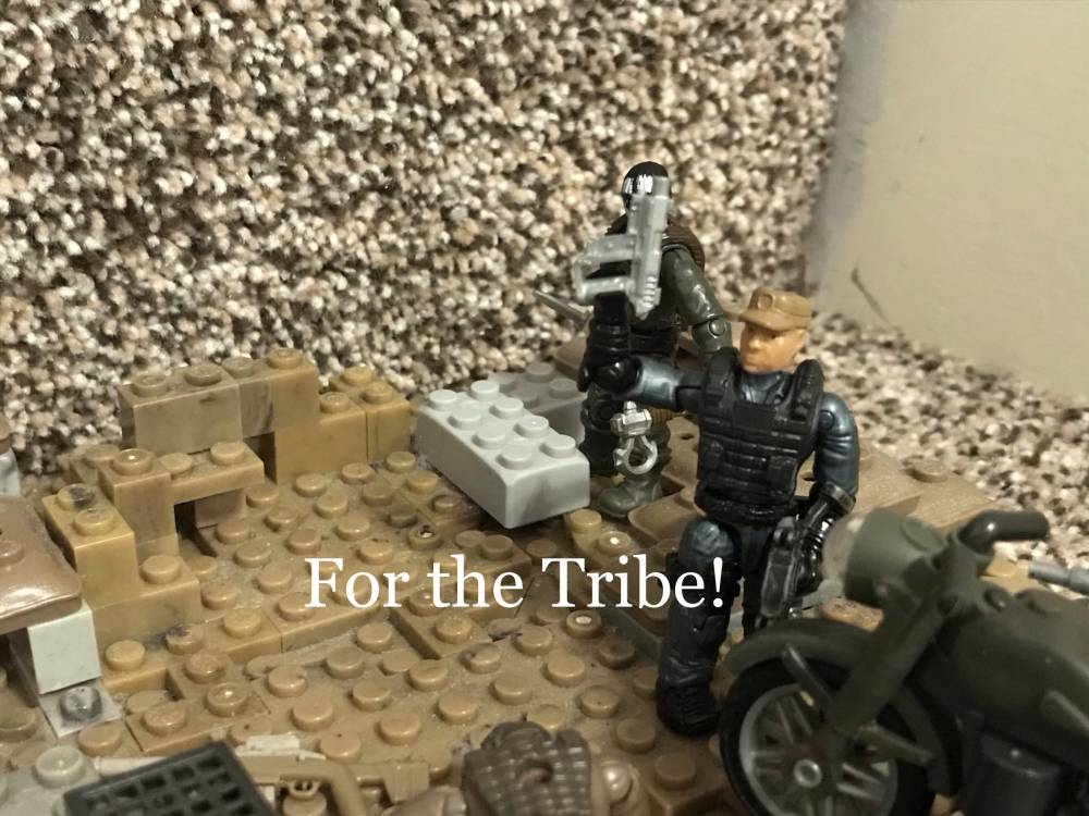 Image of: The Tribe - Episode 2