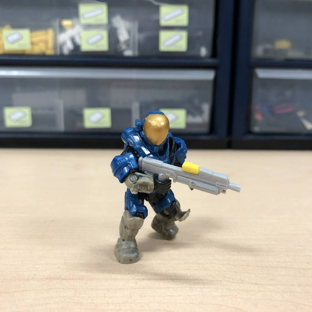 Image of: Inside the MCX Design Center: New Halo Assault Rifle!