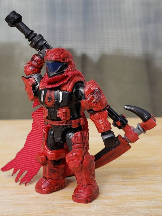 Image of: Red Reaper