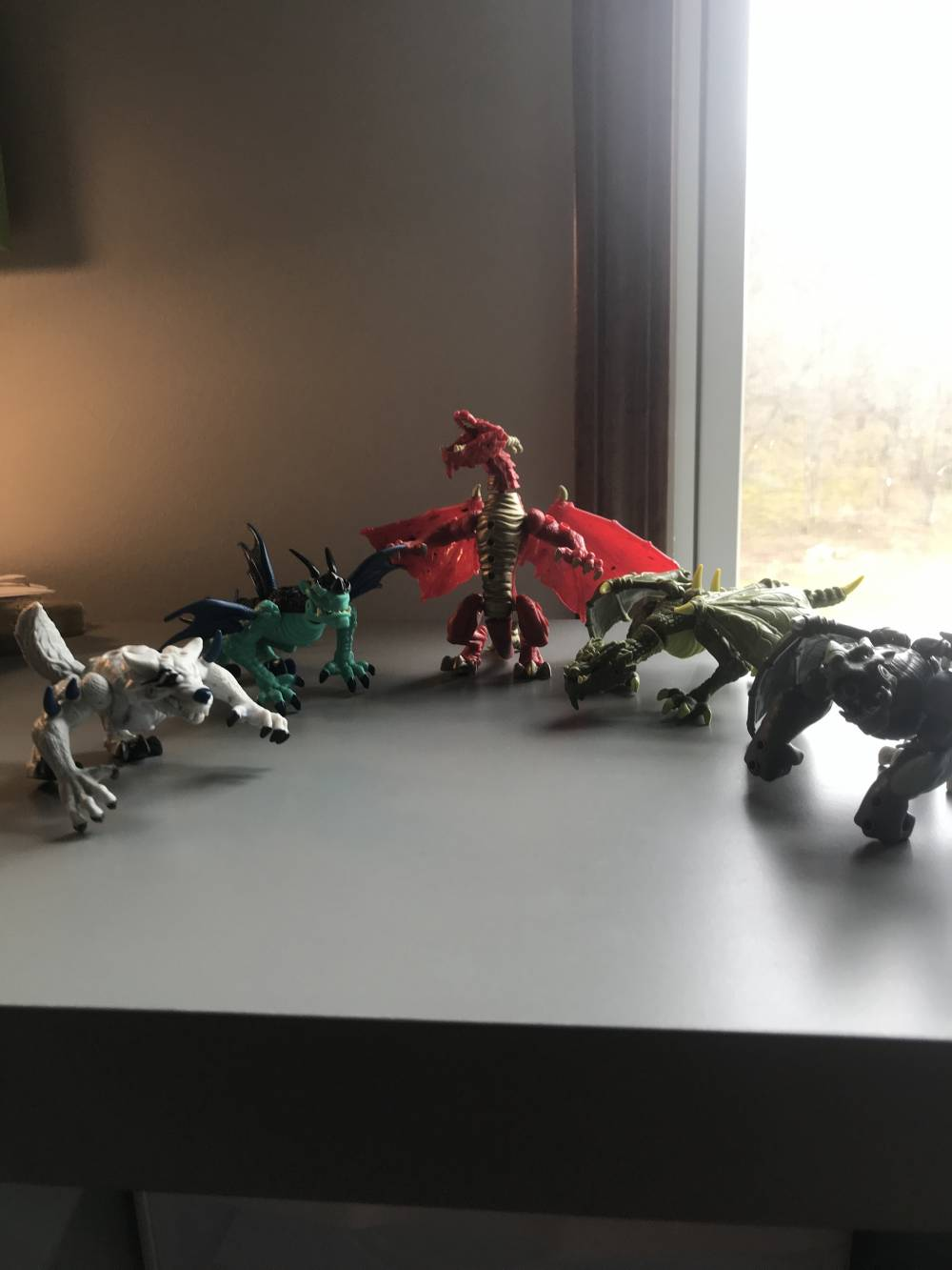 Breakout beasts Unarmored