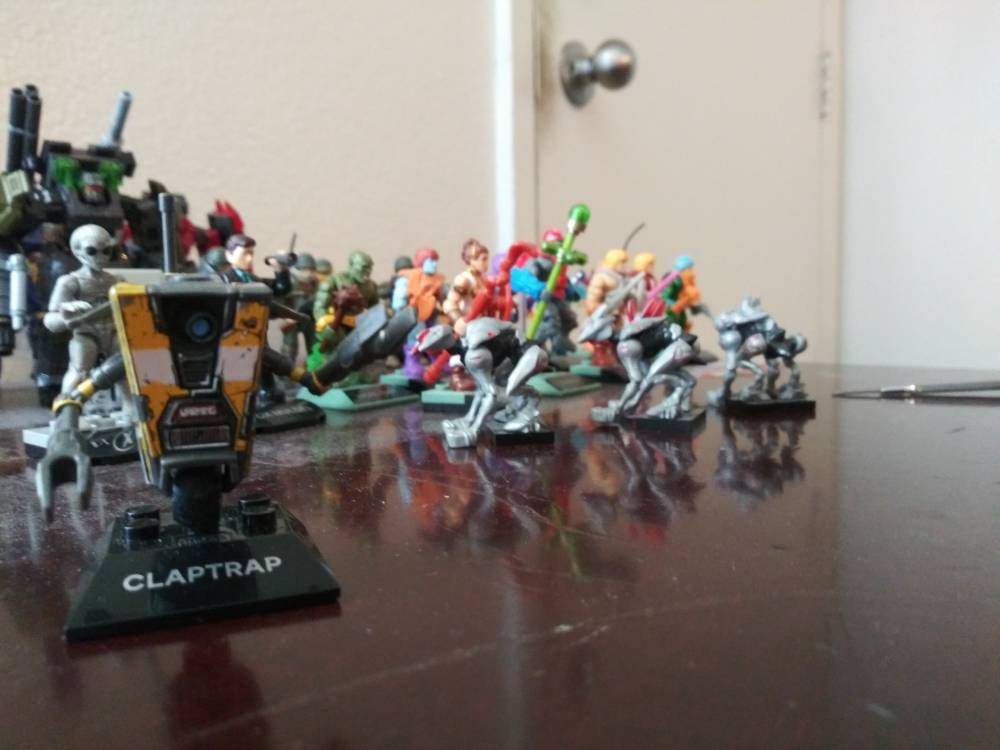 Image of: ClapTrap finds Crawlers