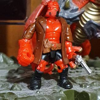 Image of: Hellboy 1.2