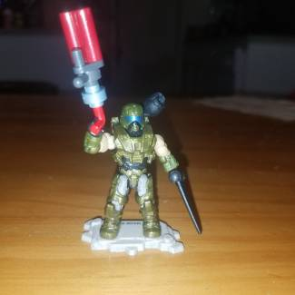 Image of: Doom eternal slayer custom