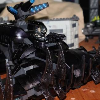 Image of: Custom - Harvester Wraith
