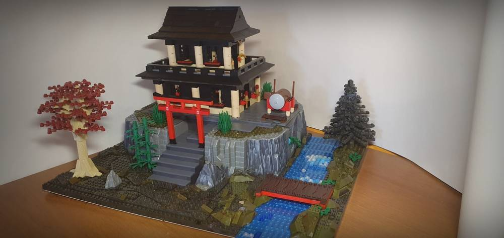 Image of: Japanese Temple
