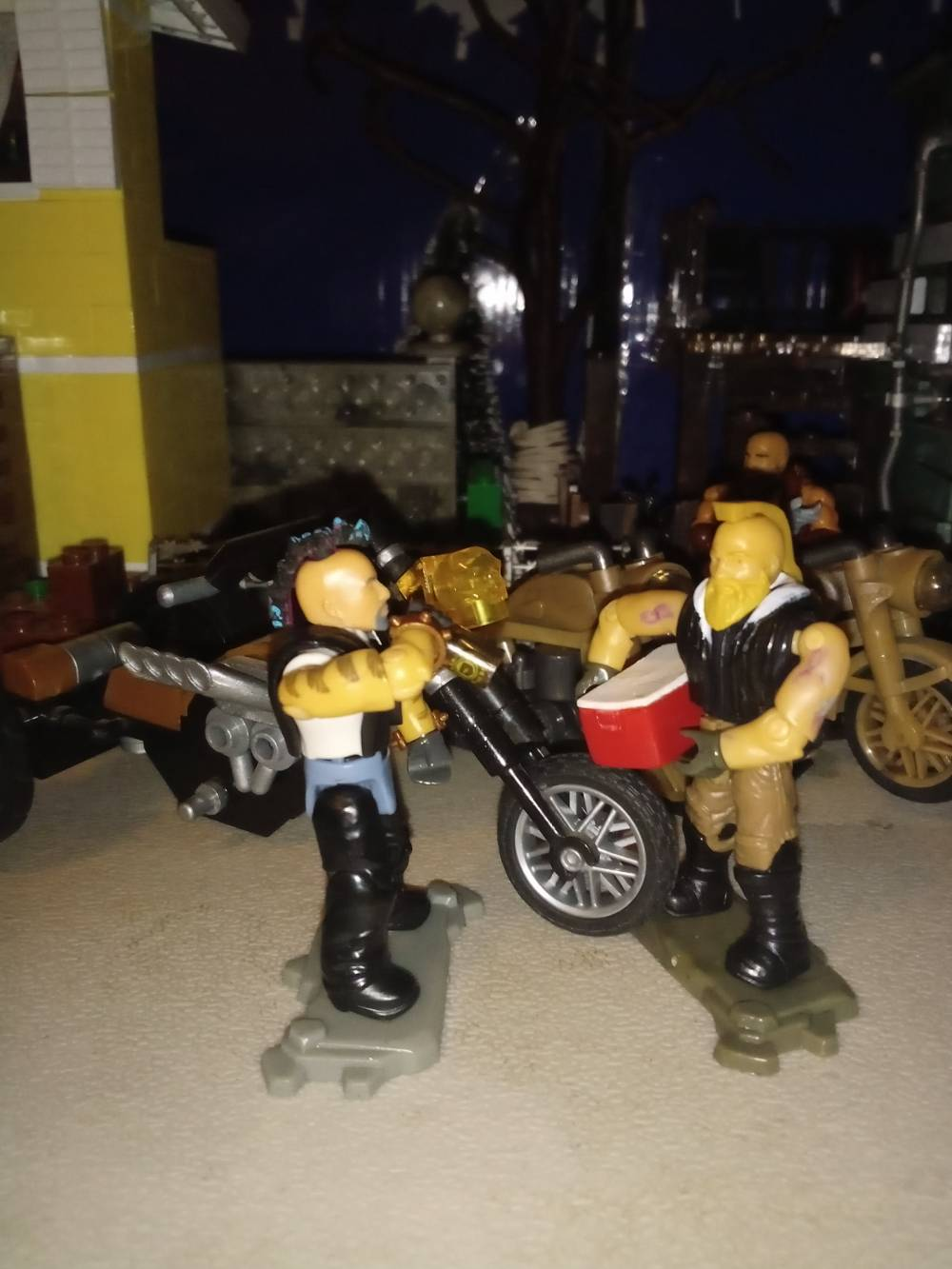 Image of: 80s bikers and rockers