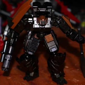 Image of: Custom - Harvester Exo