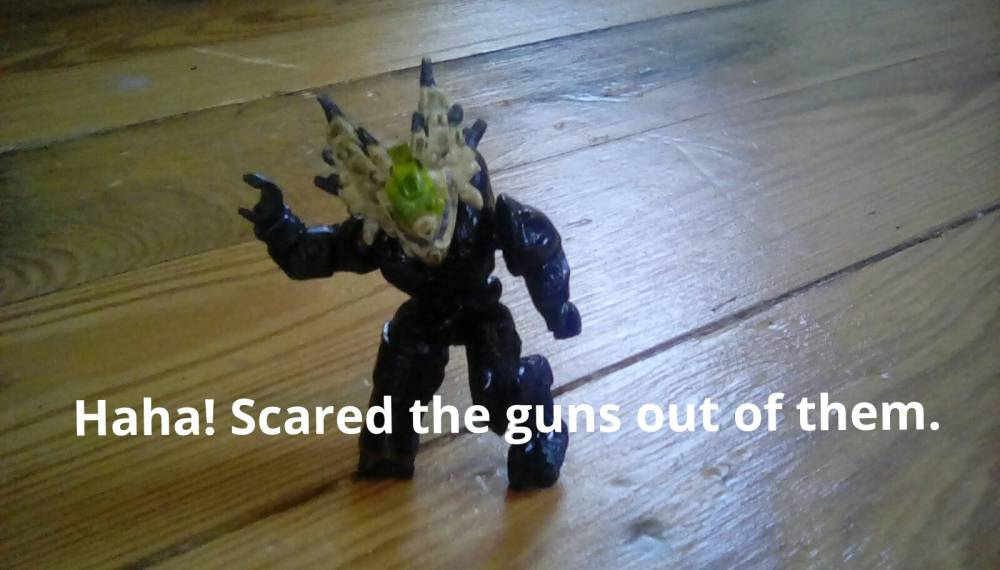 Image of: Scared