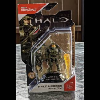 Image of: SERIES 5 MASTER CHIEF!!