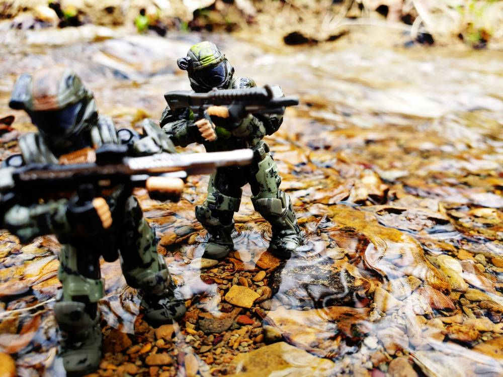Image of: Recon mission