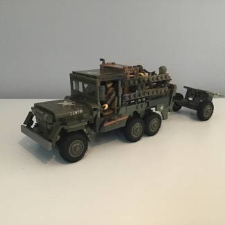 Image of: Custom transport truck