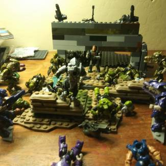 Image of: Fall of trios Base