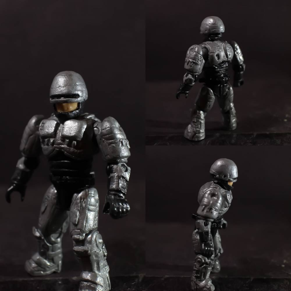 Image of: Robocop