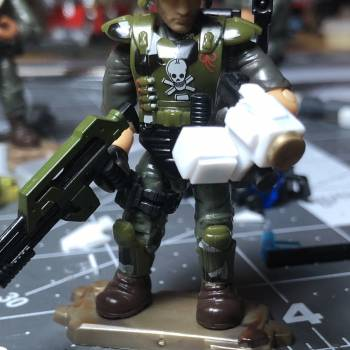 Colonial marines motion tracker