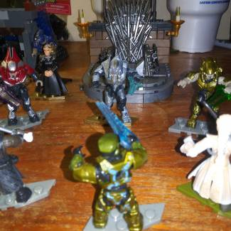 Image of: Who will take the iron throne