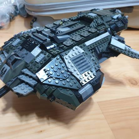 Custom Vulture Gunship