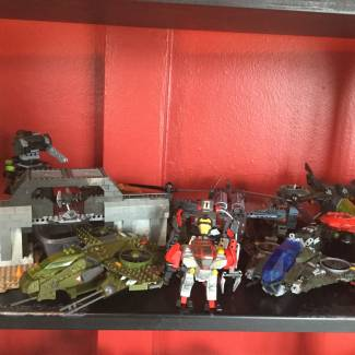 Image of: My halo UNSC set collection