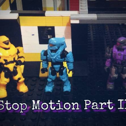 Stop Motion Part II