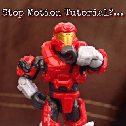Stop Motion Tutorial?...
