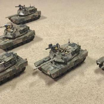 Armored Formation