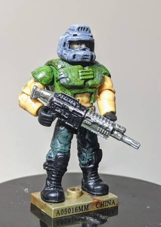 Share Project Doomguy Classic Mega Unboxed
