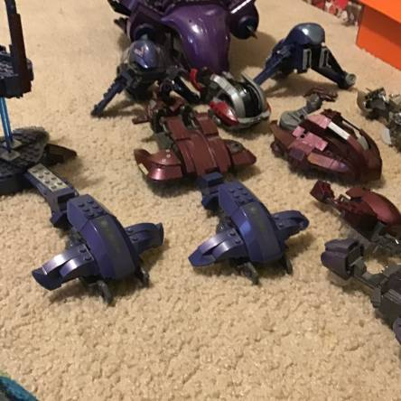 Most of my covenant vehicles