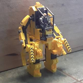 Image of: Power loader