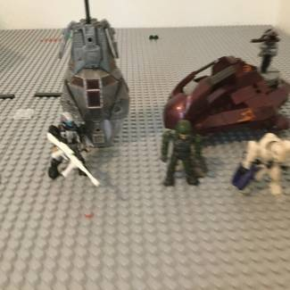 Image of: Halo Haul #2