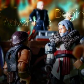 Image of: The Adventure Begins