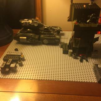 Image of: UNSC outpost