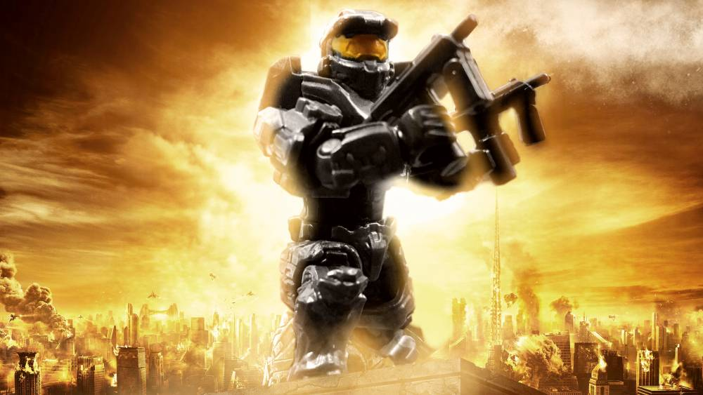 Image of: Halo 2 Anniversary