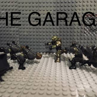 Image of: THE GARAGE