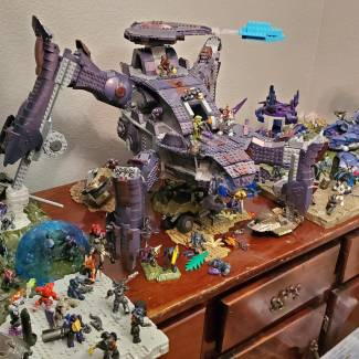 Image of: Halo 3 diorama