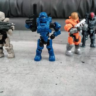 Image of: A new fire team
