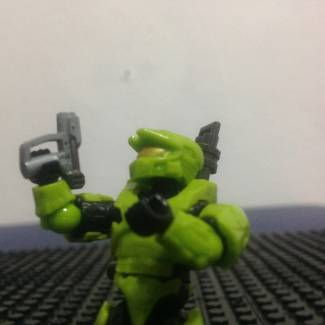 Image of: Halo CE Stop Motion Part I