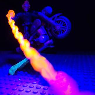 Image of: Ghost Rider