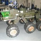Image of: UNSC Giraffe Custom vehicle