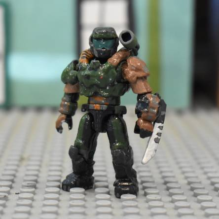 Custom Doom Slayer