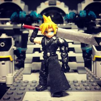 Image of: Cloud Strife