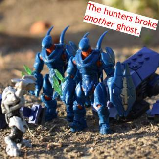 Image of: Hunter Trouble