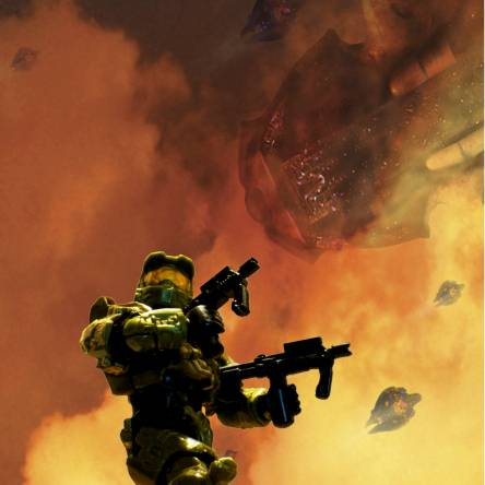 Master Chief Photographs