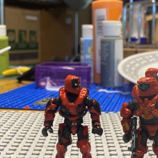 """Image of: Red Team S1 E1 """"Dragon"""""""