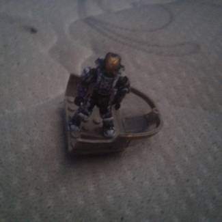 Image of: Halo and cetas contest entry: stopmotion