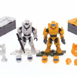 Image of: My first Mega Construx set