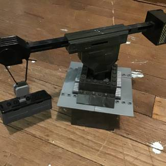 Image of: Small armory