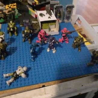 Image of: Armory moc update