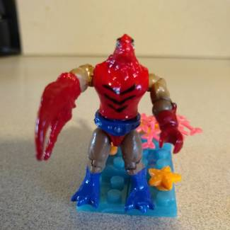 Image of: MOTU Clawful