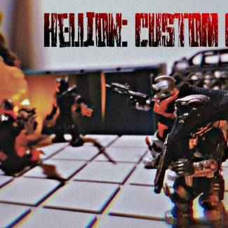 Image of: Hellion: Custom Corps