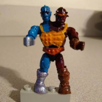Image of: MOTU Two Bad
